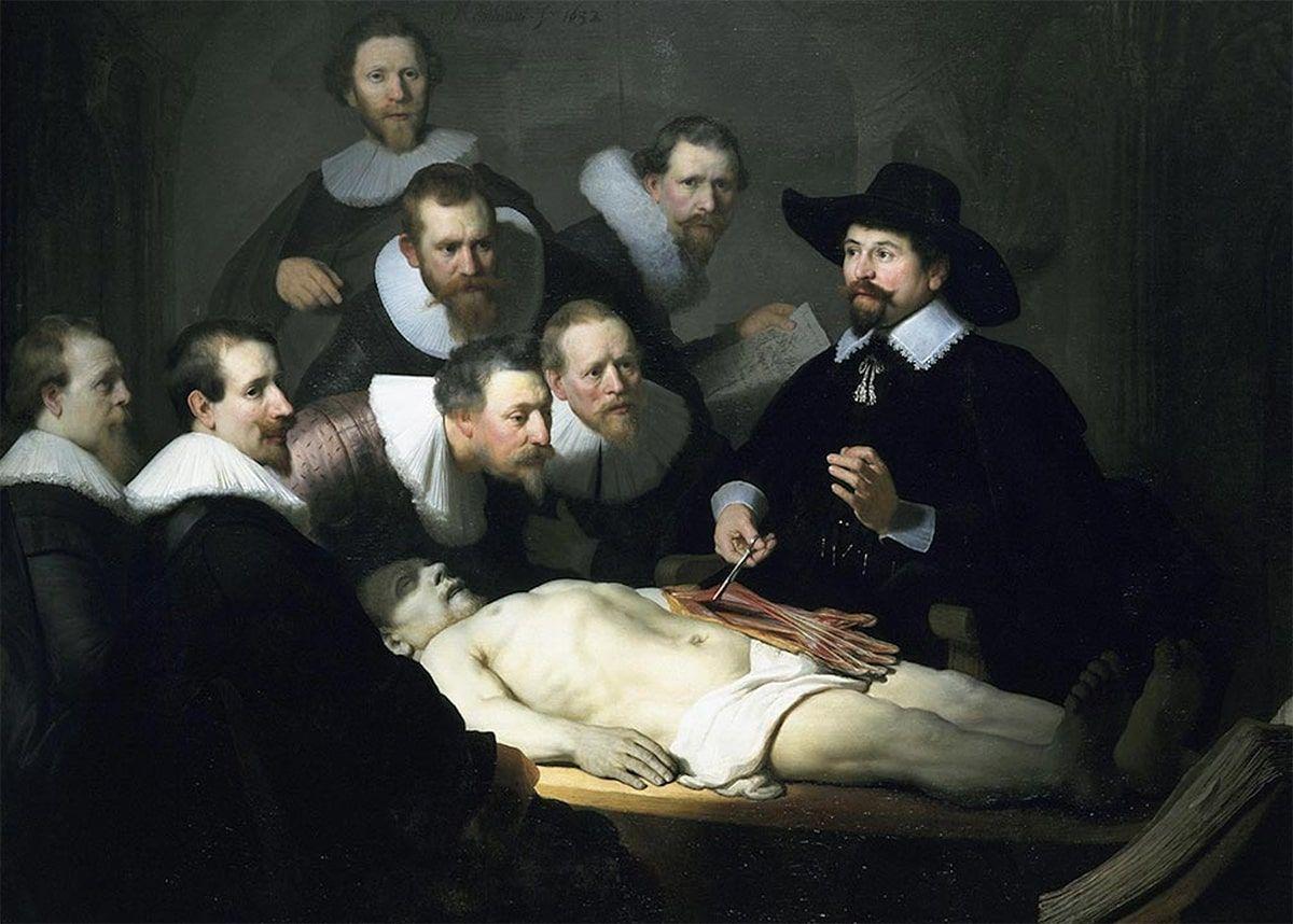 Exploring Rembrandt