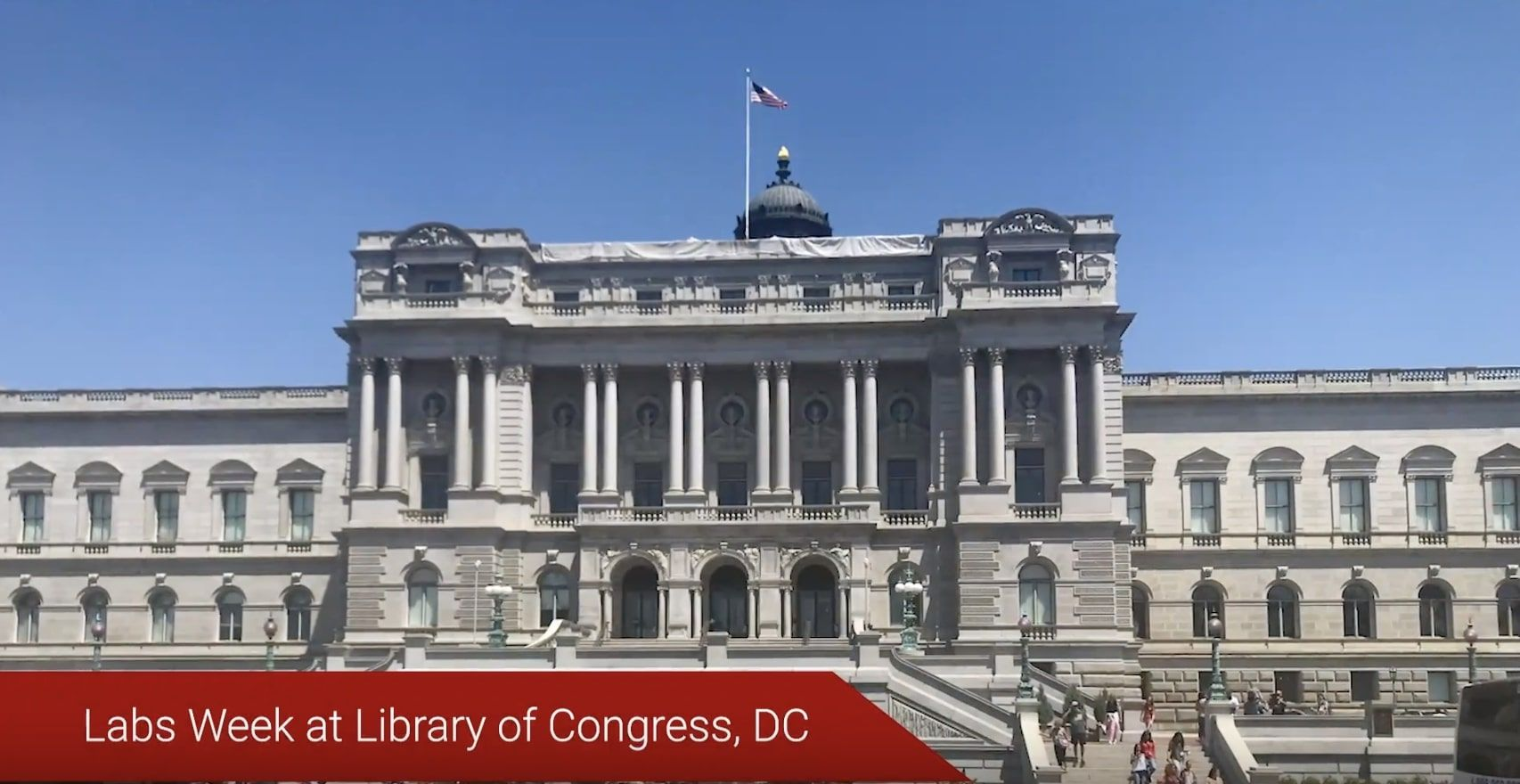 Baseball Labs Week at Library of Congress